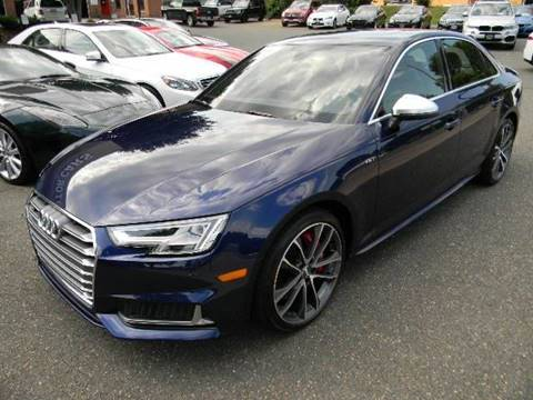 2018 Audi S4 for sale at Platinum Motorcars in Warrenton VA