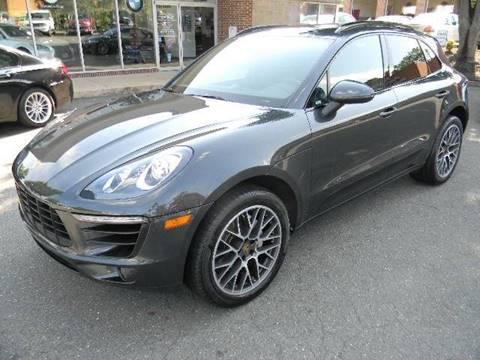 2017 Porsche Macan for sale at Platinum Motorcars in Warrenton VA