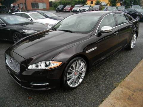 2015 Jaguar XJL for sale at Platinum Motorcars in Warrenton VA