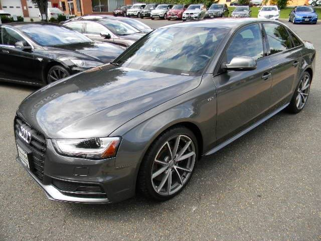 2016 Audi S4 for sale at Platinum Motorcars in Warrenton VA