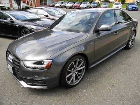 2016 Audi S4 for sale at Platinum Motorcars in Warrenton VA