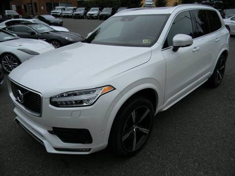 2017 Volvo XC90 for sale at Platinum Motorcars in Warrenton VA