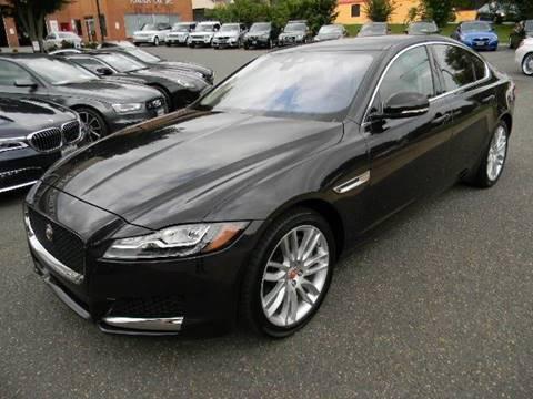2016 Jaguar XF for sale at Platinum Motorcars in Warrenton VA