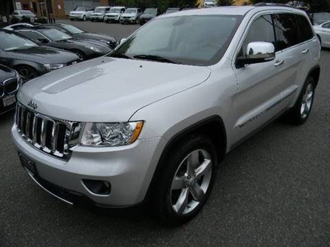 2011 Jeep Grand Cherokee for sale at Platinum Motorcars in Warrenton VA
