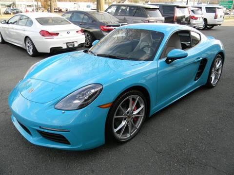 2017 Porsche 718 Cayman for sale in Warrenton, VA