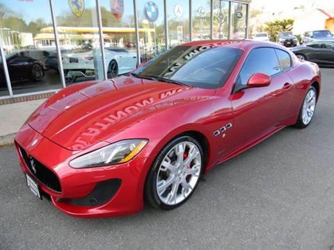 2014 Maserati GranTurismo for sale in Warrenton, VA