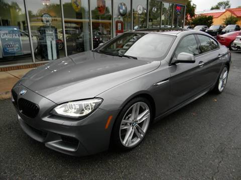 2015 BMW 6 Series for sale in Warrenton, VA