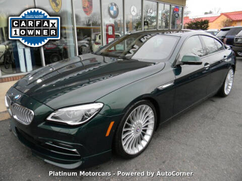 2017 BMW 6 Series for sale at Platinum Motorcars in Warrenton VA