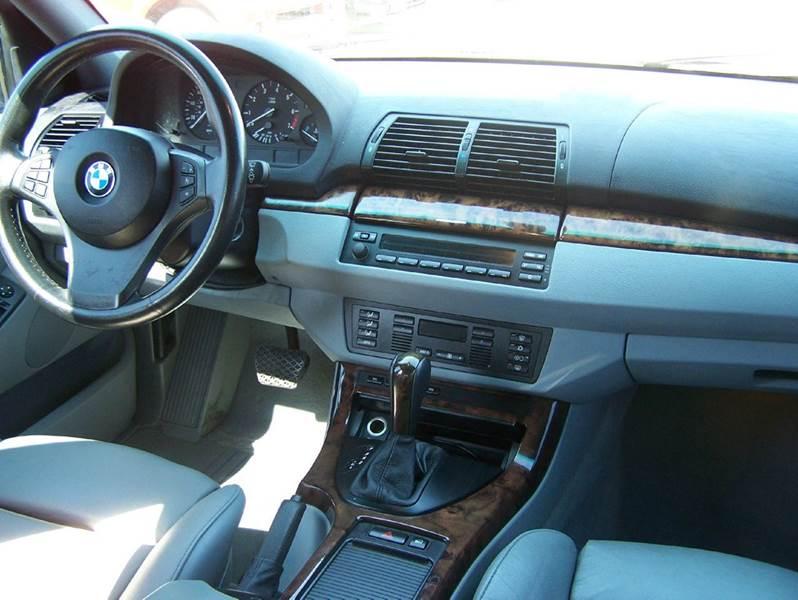 2004 Bmw X5 4.4i AWD 4dr SUV In Tulsa OK - Market Auto Sales