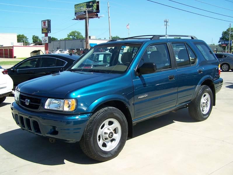 2000 Honda Passport EX 4dr SUV   Tulsa OK