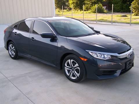 2017 Honda Civic for sale in Tulsa, OK