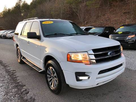 2015 Ford Expedition for sale at Armenia Motors in Seymour TN