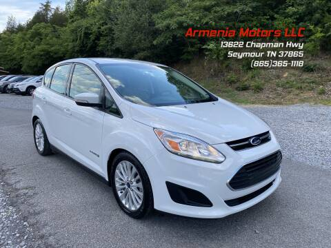 2018 Ford C-MAX Hybrid for sale at Armenia Motors in Seymour TN