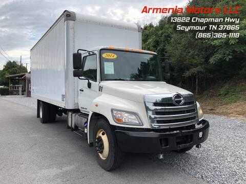 2014 Hino 268 for sale at Armenia Motors in Seymour TN