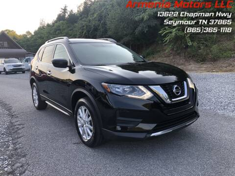 2017 Nissan Rogue for sale at Armenia Motors in Seymour TN