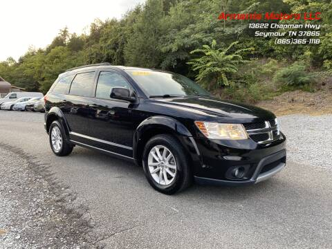 2015 Dodge Journey for sale at Armenia Motors in Seymour TN