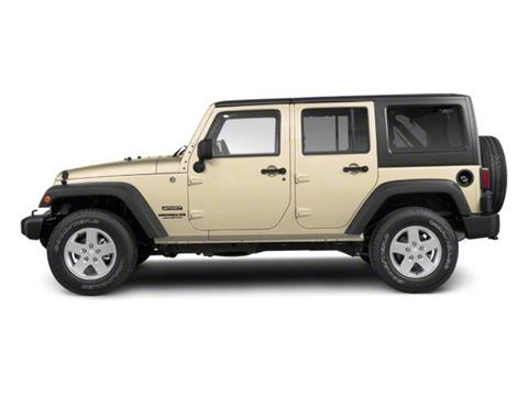 2011 Jeep Wrangler Unlimited for sale in Syracuse, NY