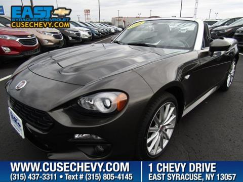 2018 FIAT 124 Spider for sale in Syracuse, NY