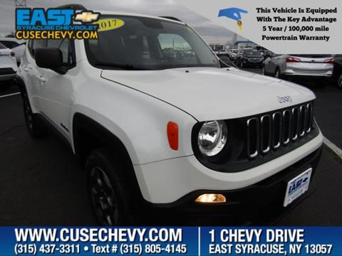 2017 Jeep Renegade for sale in Syracuse, NY