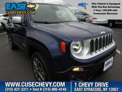 2016 Jeep Renegade for sale in Syracuse, NY