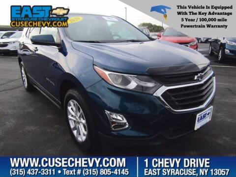2020 Chevrolet Equinox for sale at East Syracuse Performance Sales & Service in Syracuse NY
