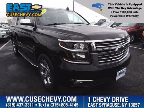 2017 Chevrolet Suburban for sale at East Syracuse Performance Sales & Service in Syracuse NY