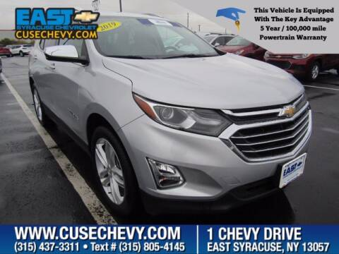 2019 Chevrolet Equinox for sale at East Syracuse Performance Sales & Service in Syracuse NY