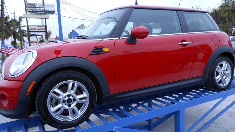 2012 MINI COOPER HARDTOP BASE red 4th chance finance available we ship nationwide and compete w