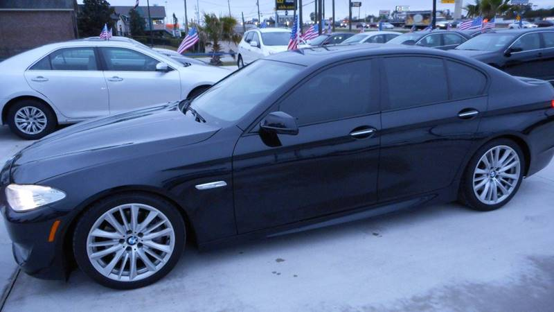 2011 BMW 5 SERIES 550I 4DR SEDAN black 4th chance finance available we ship nationwide and compe