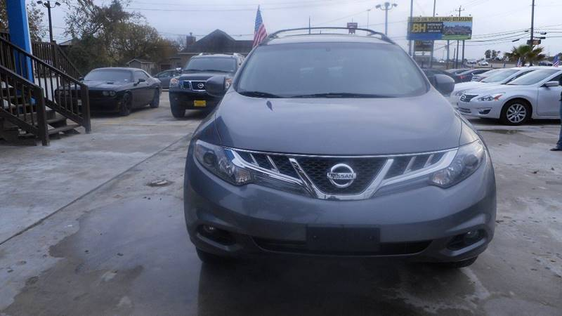 2013 NISSAN MURANO LE pewter we are putting dreams into driveways 100 down special we work w