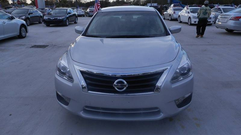2013 NISSAN ALTIMA 25 S silver 4th chance finance available we ship nationwide and compete with