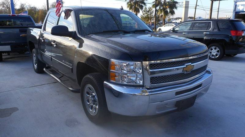 2013 CHEVROLET SILVERADO 1500 LT black 4th chance finance available we ship nationwide and compe