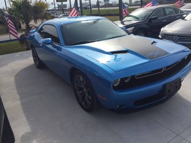 2015 DODGE CHALLENGER RT blue 100 down delivers wac  we ship nationwide and our prices are to