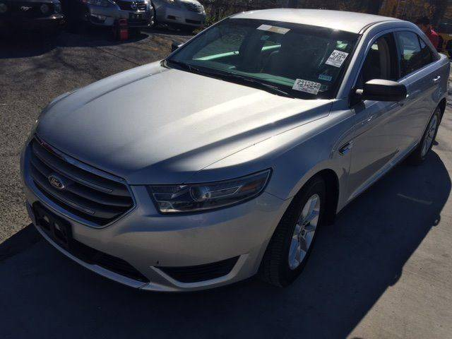 2014 FORD TAURUS SE gray 100 down delivers  national shipping   customize your vehicleask a
