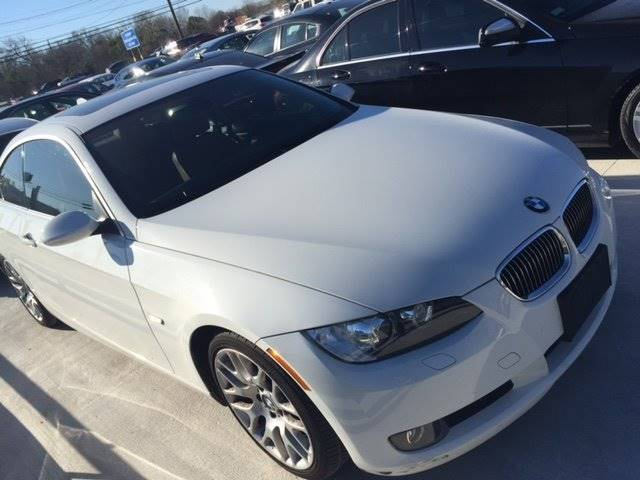 2007 BMW 3 SERIES 328I 2DR COUPE white 100 down delivers wac  national shippingask about our r
