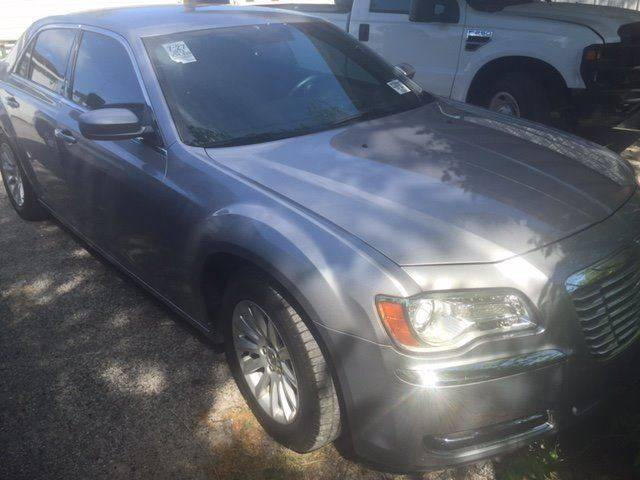 2013 CHRYSLER 300 MOTOWN gray 249 cash down wac  loaded and ready for you   national shipping