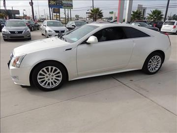 2013 Cadillac CTS for sale in Houston, TX