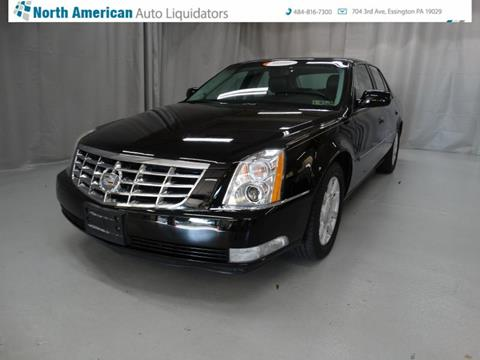 2008 Cadillac DTS for sale in Essington, PA