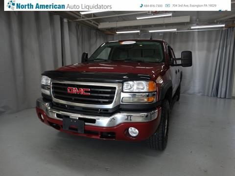 2006 GMC Sierra 3500 for sale in Essington, PA