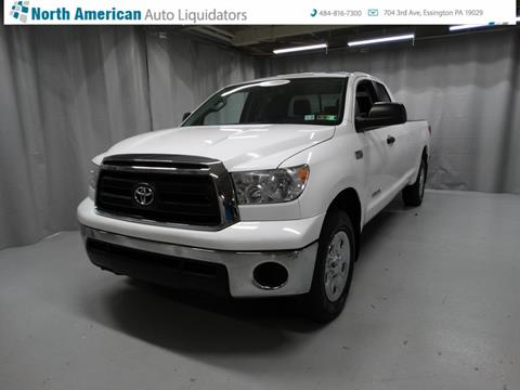 2011 Toyota Tundra for sale in Essington, PA