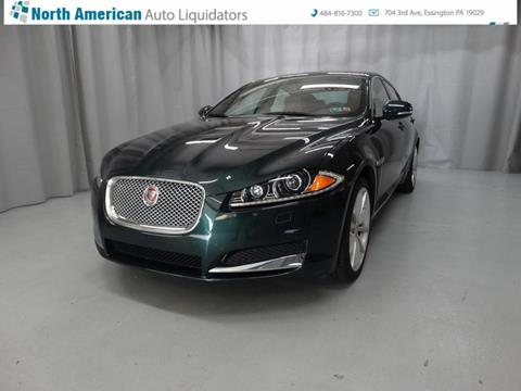 2015 Jaguar XF for sale in Essington, PA