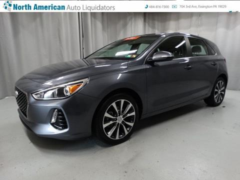 2018 Hyundai Elantra GT for sale in Essington, PA