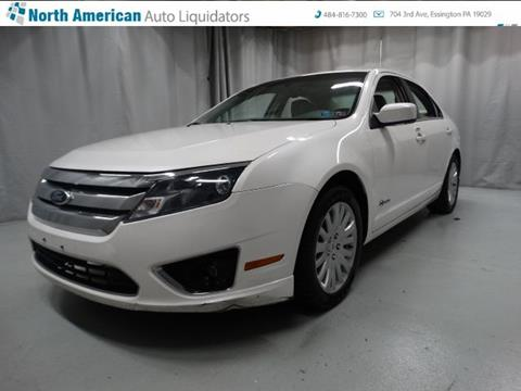 2010 Ford Fusion Hybrid for sale in Essington, PA