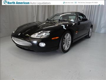 2005 jaguar xkr for sale in essington pa
