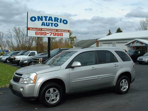 2008 Chevrolet Equinox for sale in Brewerton, NY