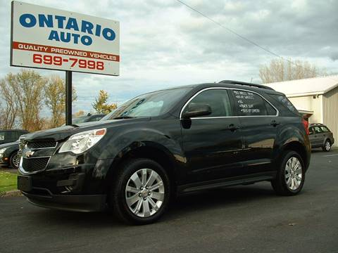 2011 Chevrolet Equinox for sale in Brewerton, NY
