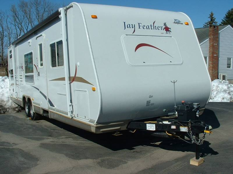 2006 Jayco Jay Feather 29yUsed Cars In Brewerton New York 13029