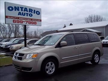 2008 Dodge Grand Caravan for sale in Brewerton, NY