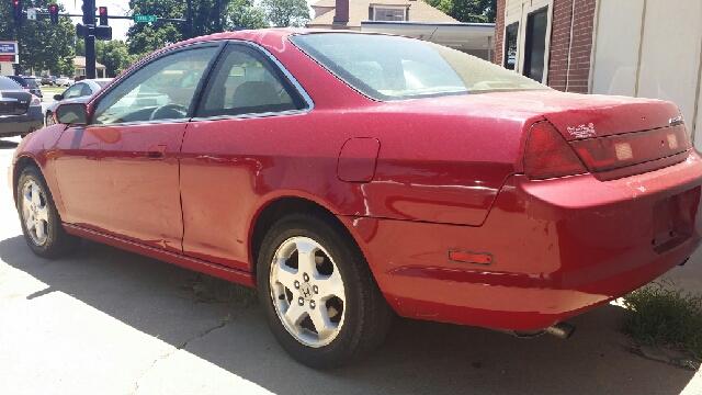 1998 honda accord ex v6 coupe