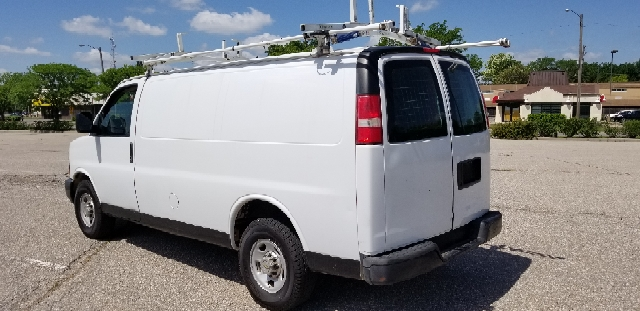 a903f3bc4a 2013 Chevrolet Express Cargo - Wichita